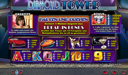 Diamond Tower Screenshot 2