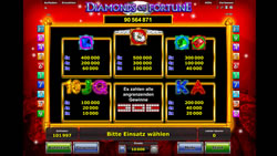 Diamonds of Fortune Screenshot 3