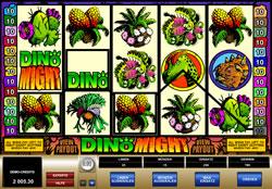 Dino Might Screenshot 1