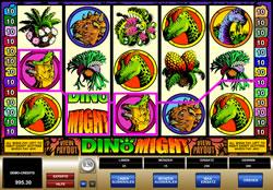 Dino Might Screenshot 10