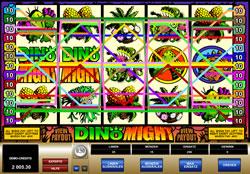 Dino Might Screenshot 2