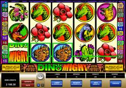Dino Might Screenshot 4