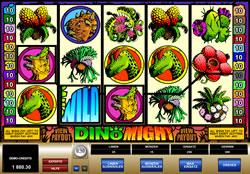 Dino Might Screenshot 7