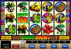 Dino Might Screenshot 8