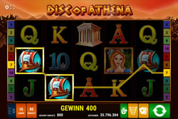 Disc of Athena Screenshot 1