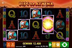 Disc of Athena Screenshot 10