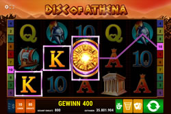Disc of Athena Screenshot 12