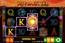 Disc of Athena Screenshot 12