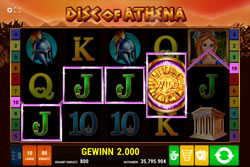 Disc of Athena Screenshot 2