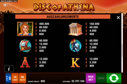 Disc of Athena Screenshot 5