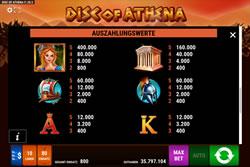 Disc of Athena Screenshot 5