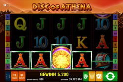 Disc of Athena Screenshot 7