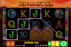 Disc of Athena Screenshot 8