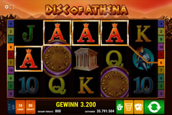 Disc of Athena Screenshot 9