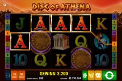 Disc of Athena Screenshot 9
