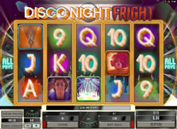 Disco Night Fright Screenshot 1