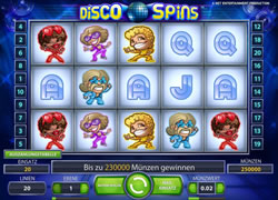 Disco Spins Screenshot 1