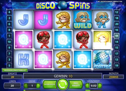 Disco Spins Screenshot 2