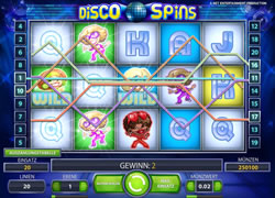 Disco Spins Screenshot 3