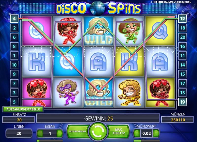 Disco Spiele
