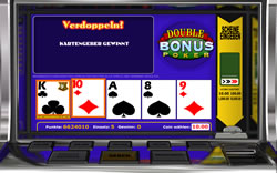 Double Bonus Poker Screenshot 10