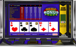 Double Bonus Poker Screenshot 3
