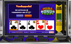Double Bonus Poker Screenshot 4