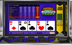 Double Bonus Poker Screenshot 7