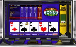 Double Bonus Poker Screenshot 7