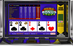 Double Bonus Poker Screenshot 8