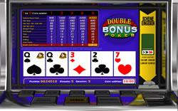 Double Bonus Poker Screenshot 8