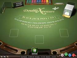 Double Xposure Black Jack Screenshot 1