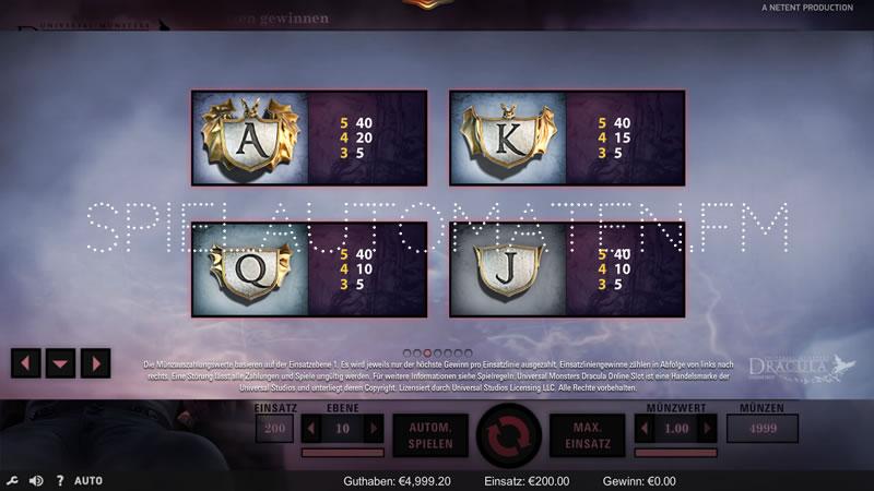online spiele casino automaten dracula spiel