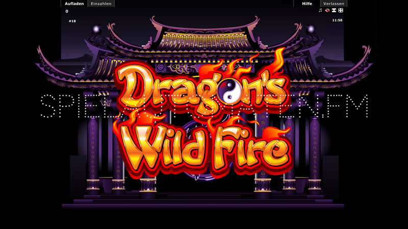 dragons wild fire spielen