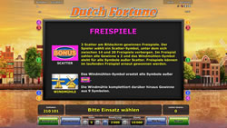 Dutch Fortune Screenshot 4