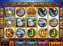Eagles Wings Screenshot 10