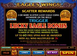 Eagles Wings Screenshot 3