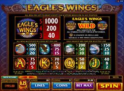 Eagles Wings Screenshot 4