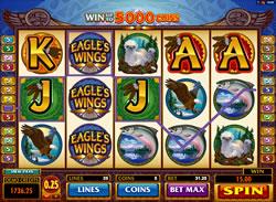 Eagles Wings Screenshot 8