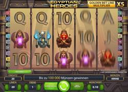 Egyptian Heroes Screenshot 2