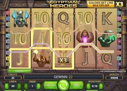 Egyptian Heroes Screenshot 5