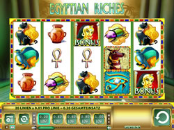 Egyptian Riches Screenshot 1