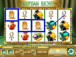 Egyptian Riches Screenshot 10