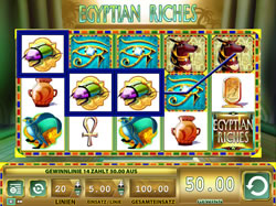 Egyptian Riches Screenshot 11
