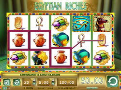 Egyptian Riches Screenshot 16