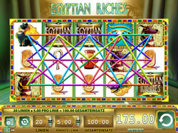 Egyptian Riches Screenshot 3