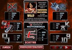 Elektra Screenshot 3