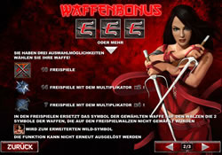 Elektra Screenshot 5