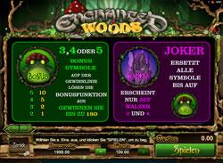 Enchanted Woods Screenshot 2