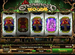 Enchanted Woods Screenshot 5